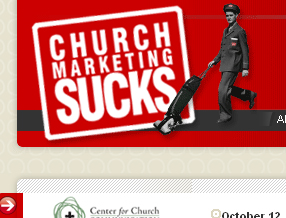 CSS for Images - Example 01, Church Marketing Sucks